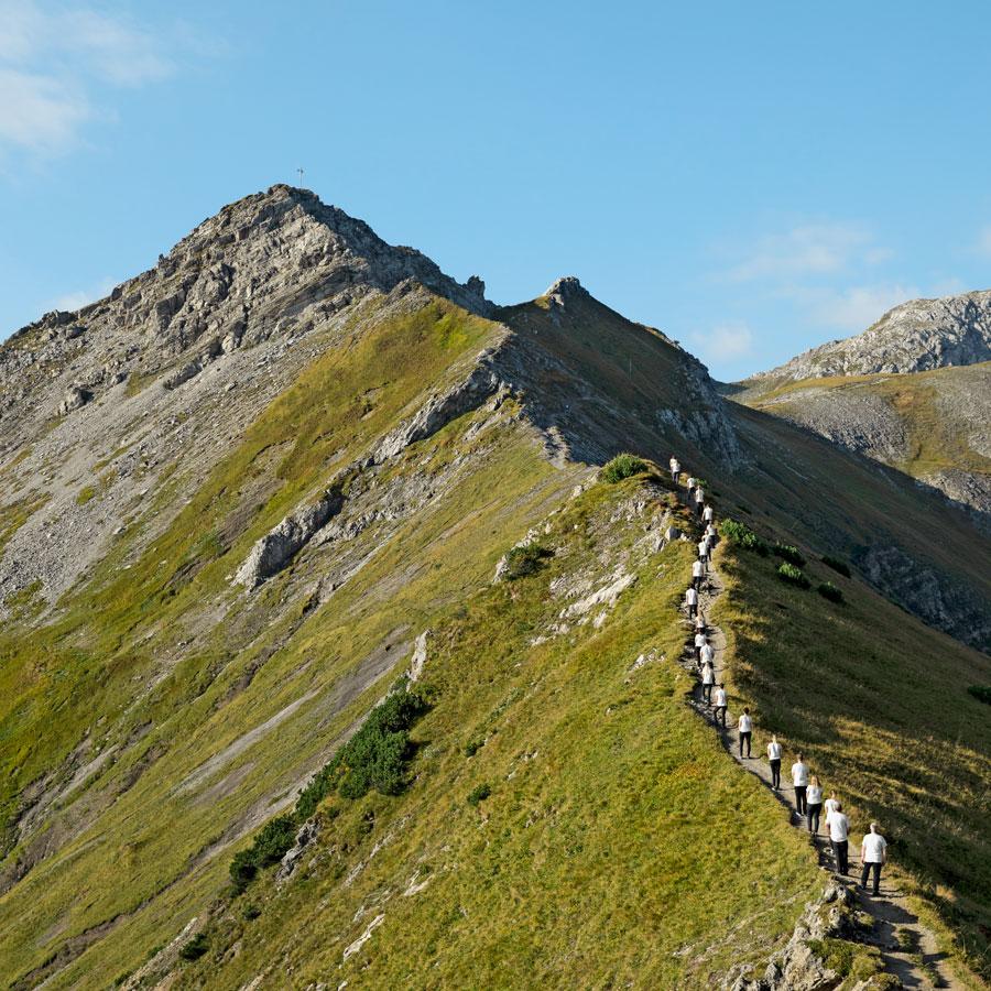 Berg im Fürstentum Liechtenstein