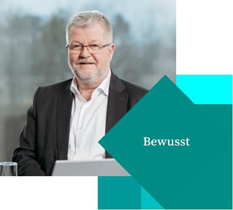 Portrait Holger Beitz, CEO PrismaLife